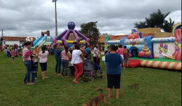 Festival Natalino em Tejupá